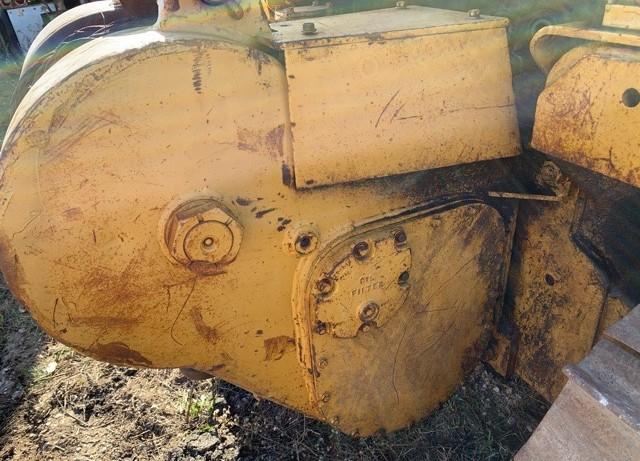 Caterpillar D6D 75W
