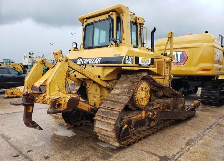 Caterpillar D6H 3ZF00653