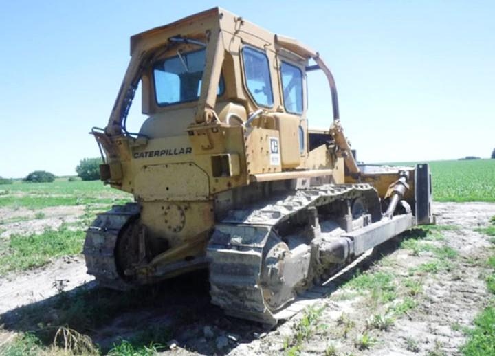 Caterpillar D7G 92V12754