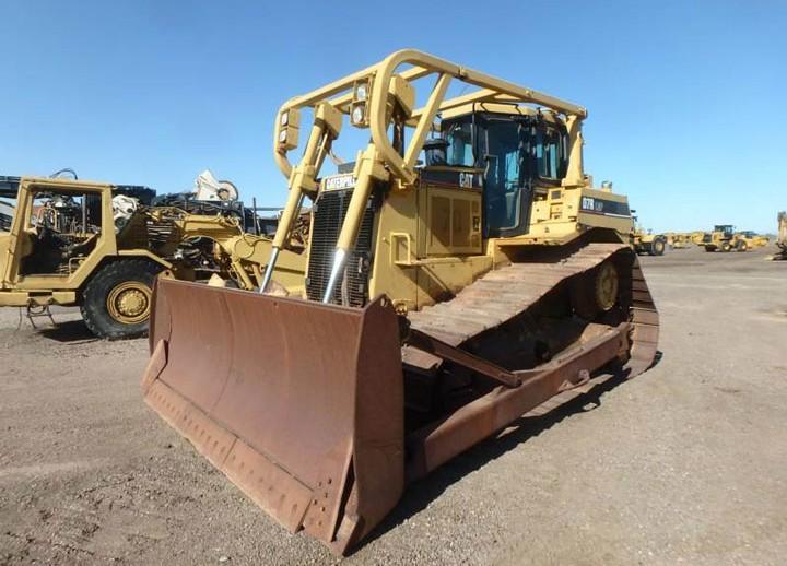 Caterpillar D7R ABJ00642