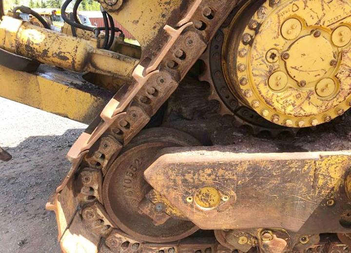 Caterpillar D8N 9TC04159