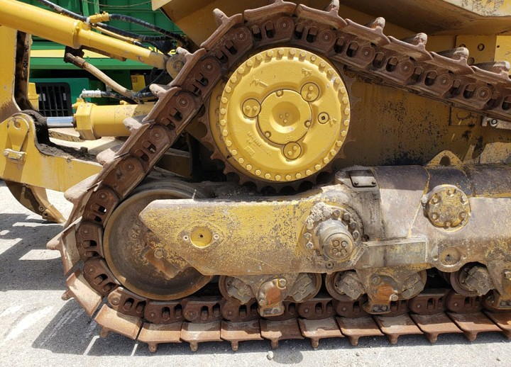 Caterpillar D9R 7TL00552