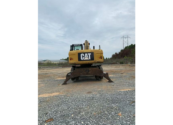 Caterpillar M318D W8P00378