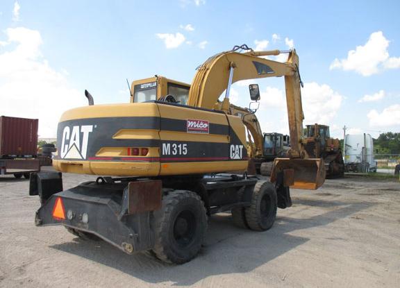 Caterpillar M315 7ML02767