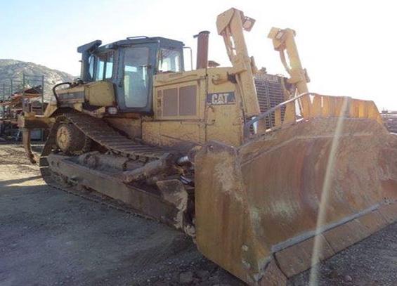 Caterpillar D8N 5TJ02393