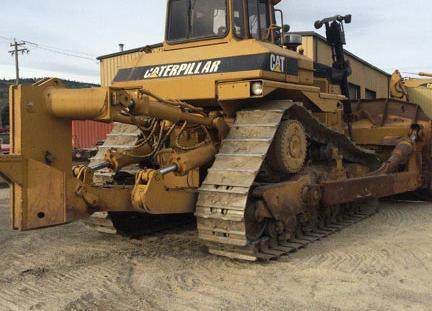 Cat D9N 1JD02414