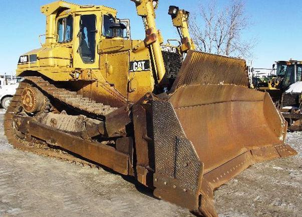 Cat D9N 6XJ01065