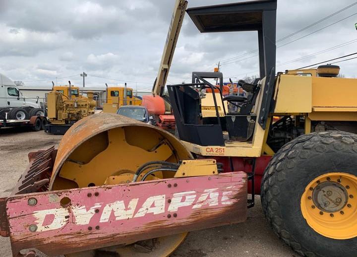 Dynapac CA251D 58312336