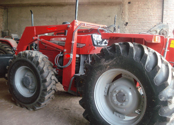 Massey Ferguson 385 385 85HP 4X4