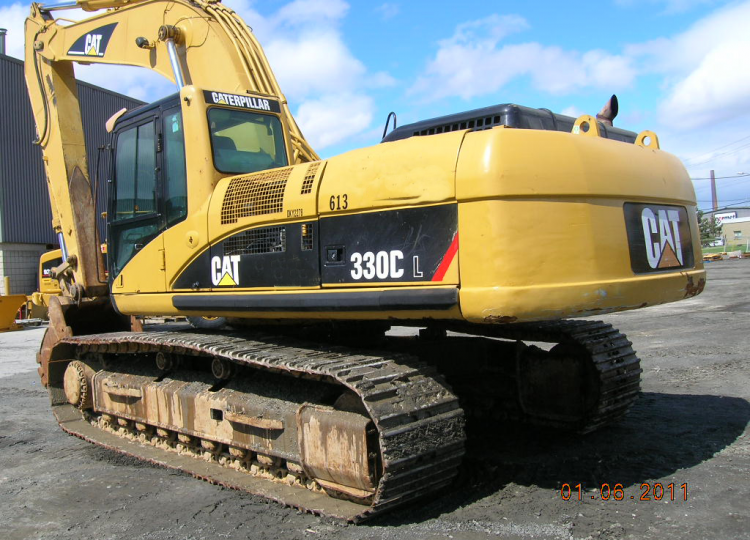 Cat 330CL DKY02278