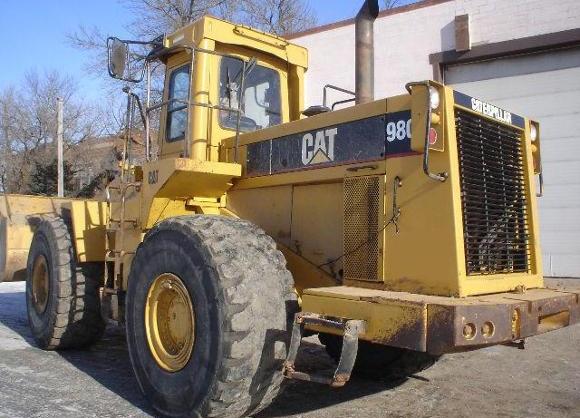 Cat 980C 063X07548