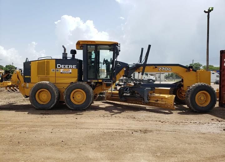 John Deere 770G GXAA0633