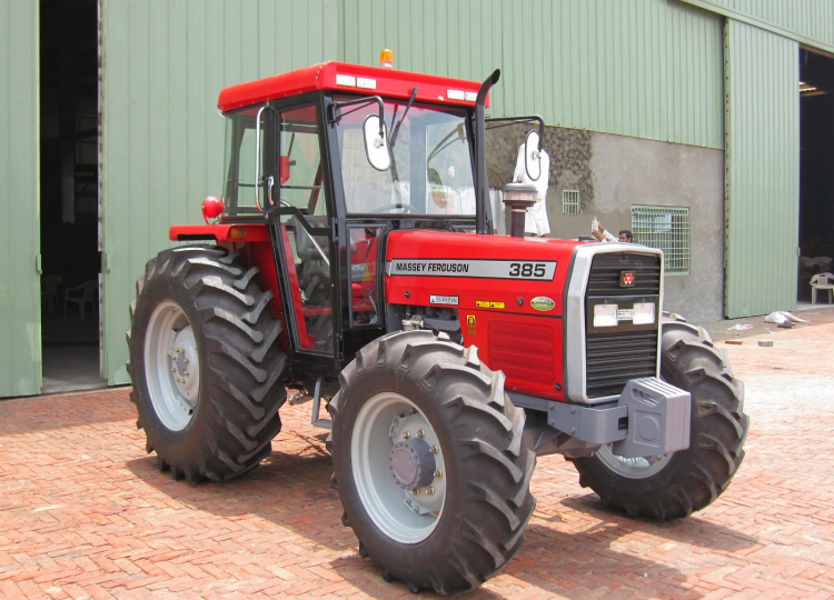 Massey Ferguson 385 85HP