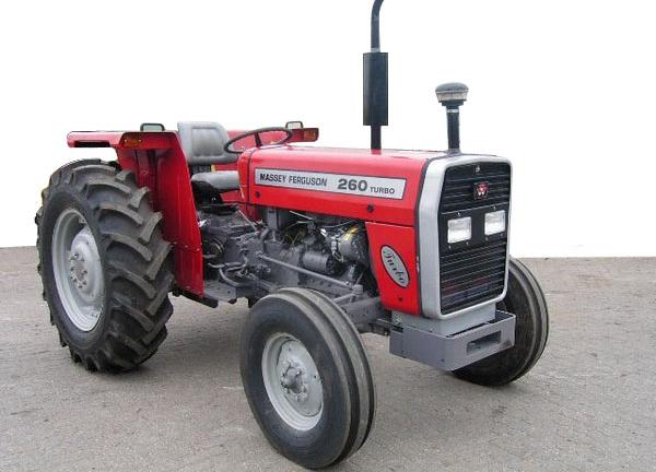 Massey Ferguson 260-60 260-60 HP TURBO