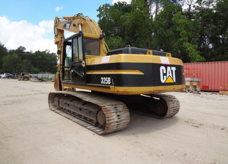 Cat 325BL 2JR1307
