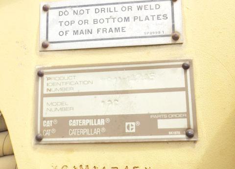 Caterpillar 13G 61M14745