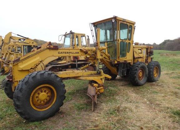 Cat 140G 72V00948