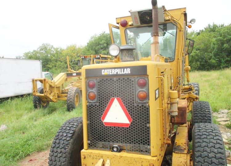 CAT 140G 72V011406