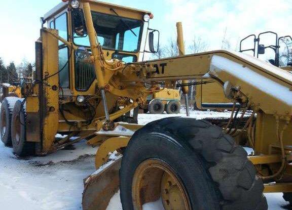 Cat 140G 72V12400