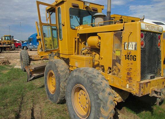 Cat 140G 72V16117