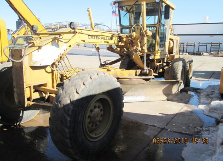 Caterpillar 140G 72V8812