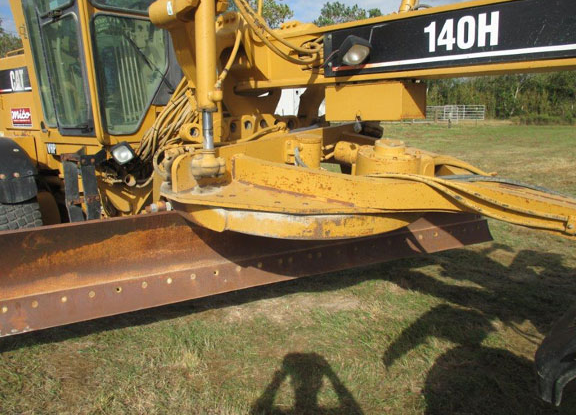 Cat 140H 2ZK02091