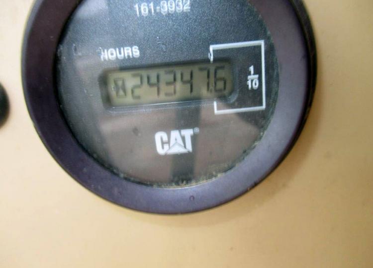Cat 140H 2ZK05206