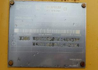 Cat 140H 2ZK06740