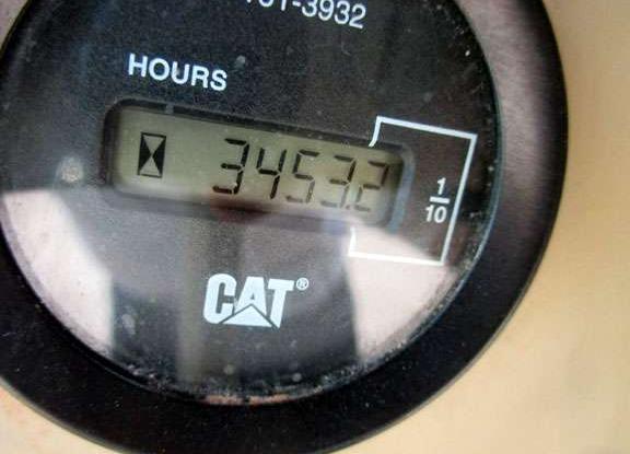 Cat 140H 2ZK07423
