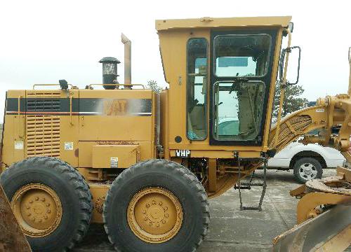 Caterpillar 140H 2ZK08010