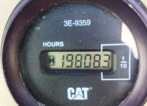 CAT 140H 9TN00403