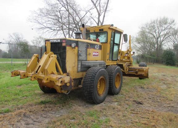 Cat 140H APM00619