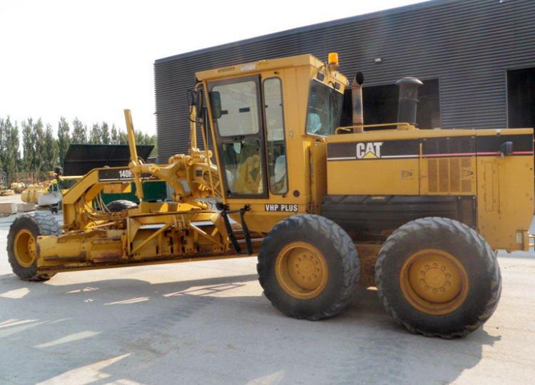 Cat 140H APM00999