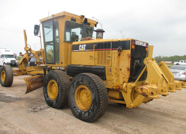 Cat 140H APM01671