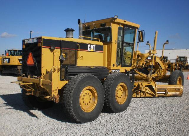 Cat 140H APM02182