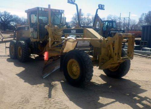 Caterpillar 140H APM0919