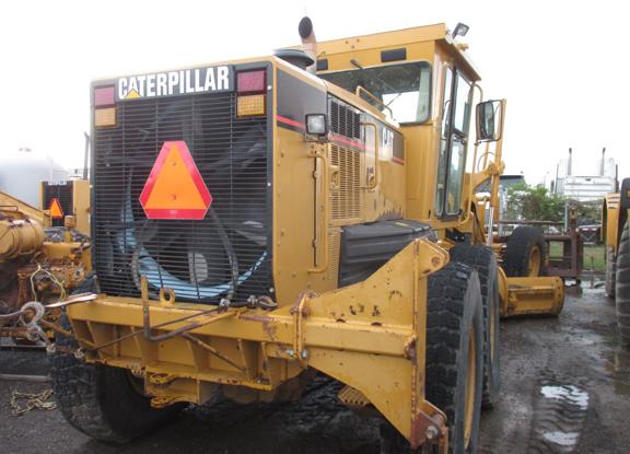 Cat 140H CCA02472