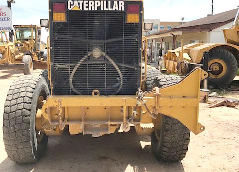 CAT 140H CCA02693