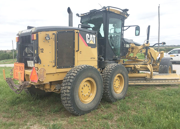 Caterpillar 140M B9D00977