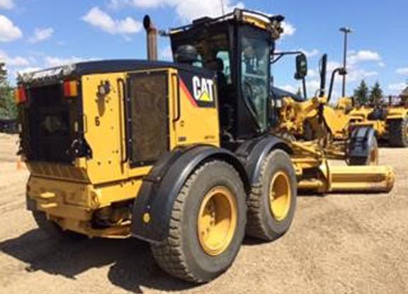 Cat 140M B9D02316