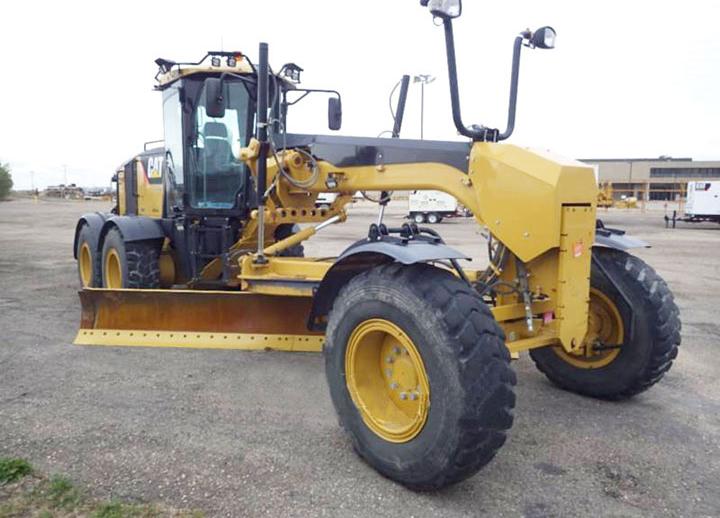 Caterpillar 140M B9D03254