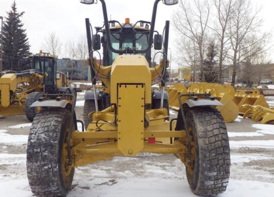Caterpillar 140M B9D03306
