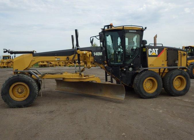 Cat 140M B9M00630