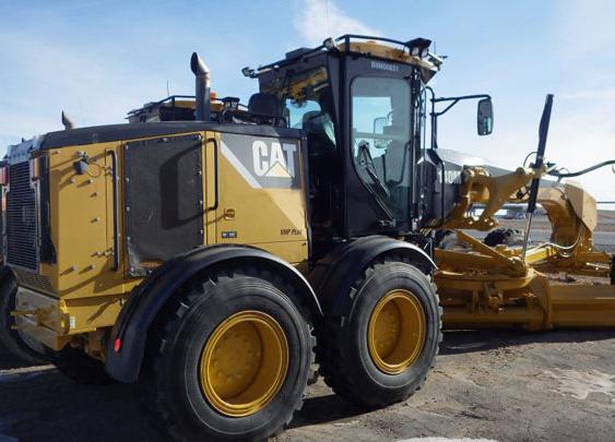 Cat 140M B9M00831