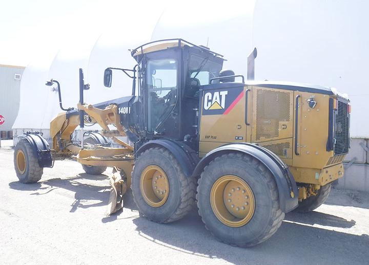 Caterpillar 140M CAT0140MHB9D03846
