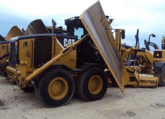 Cat 140M JB9M00552
