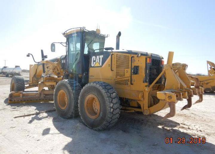 Caterpillar 14M B9J01271