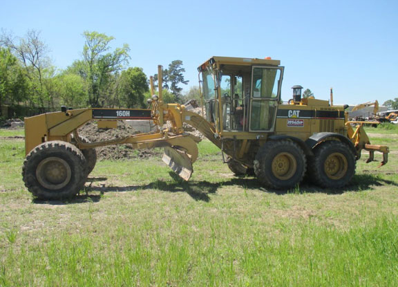 Caterpillar 160H 9EJ01104