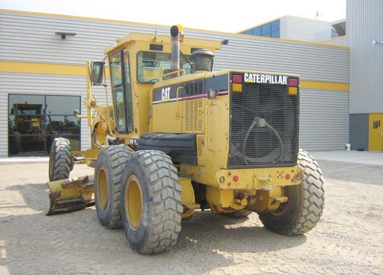 CAT 160H ASD00621
