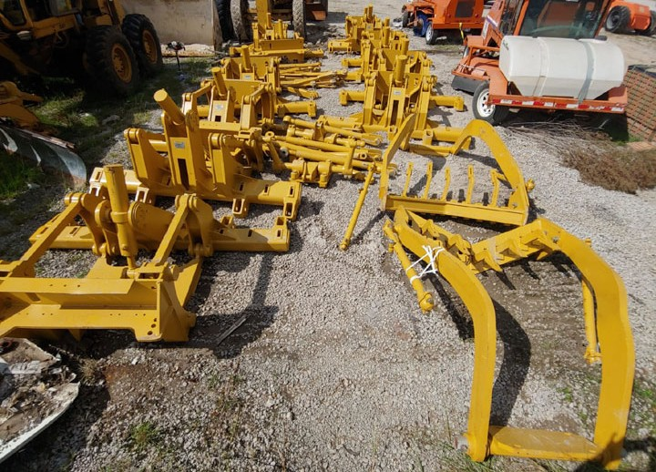 Caterpillar Scarfiers-12h-120h-130h-140h-143h-160h-12g-130g-140g 70-71